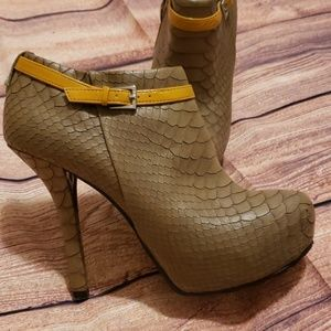 Guess Snakeskin Boot